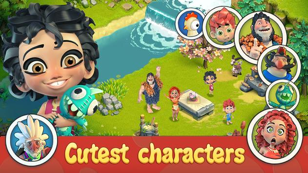 Family Age: beautiful farm game and happy stories ScreenShot3