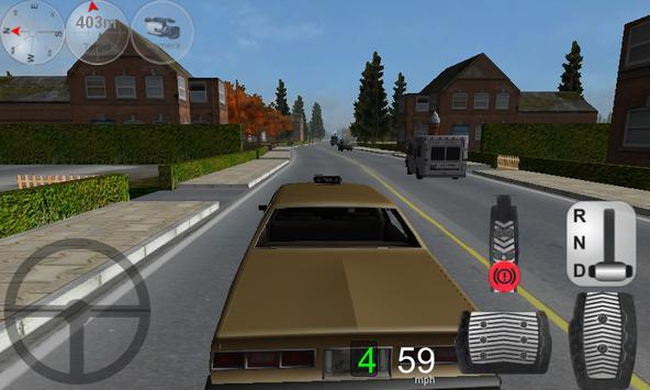 Duty Driver Taxi LITE ScreenShot3