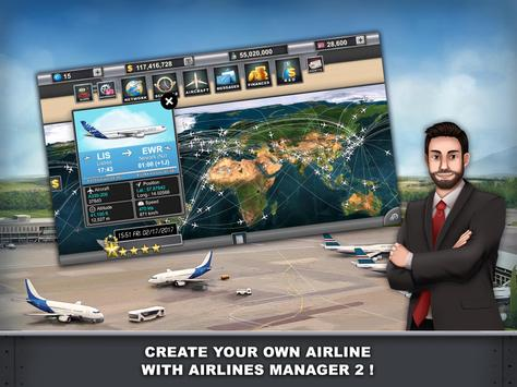 Airlines Manager  Tycoon 2018 ScreenShot3