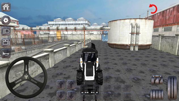 Backhoe Loader: Excavator Simulator Game ScreenShot3