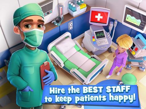 Dream Hospital  Health Care Manager Simulator ScreenShot3
