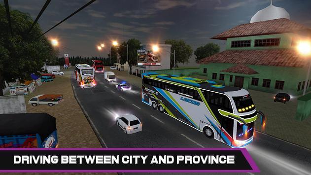 Mobile Bus Simulator ScreenShot3