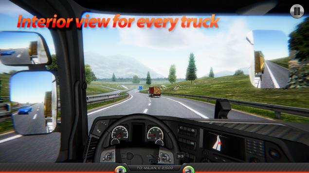 Truck Simulator : Europe 2 ScreenShot3