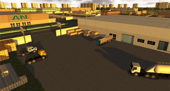 Heavy Truck Simulator ScreenShot3