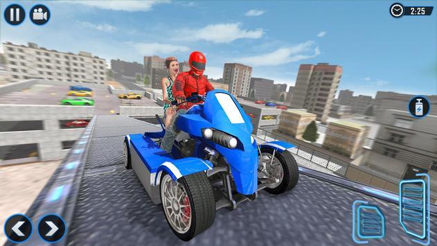 ATV Quad Bike Simulator 2018: Bike Taxi Games ScreenShot3