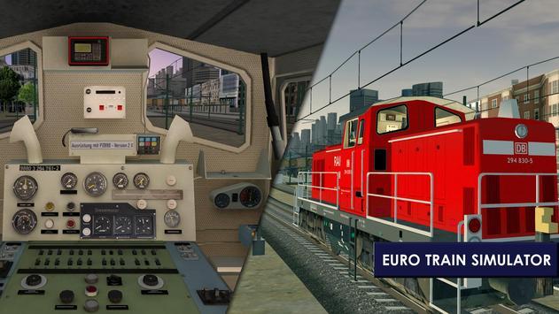 Euro Train Simulator 2 ScreenShot3