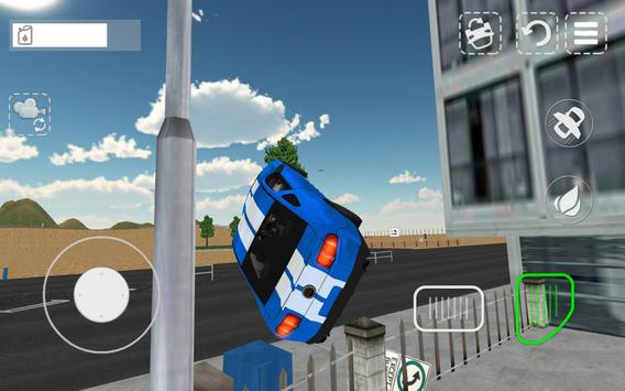 Flying Car Driving Simulator ScreenShot3