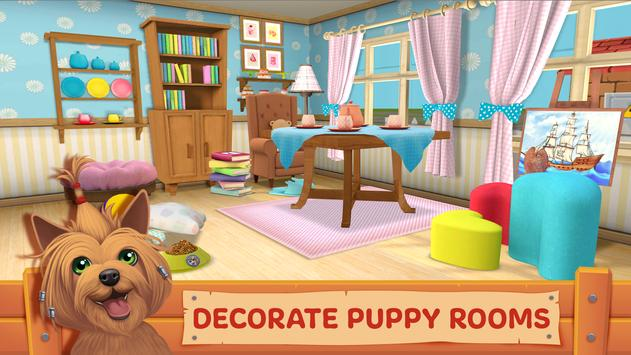 Dog Town: Pet Shop Game, Care and Play with Dog ScreenShot3