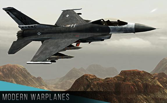 Modern Warplanes: Combat Aces PvP Skies Warfare ScreenShot3