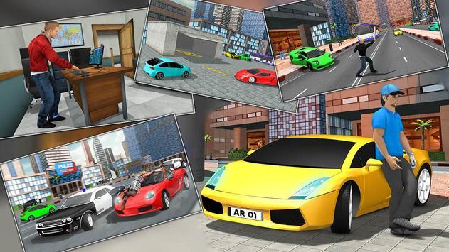 Gangster Driving: City Car Simulator Game ScreenShot3