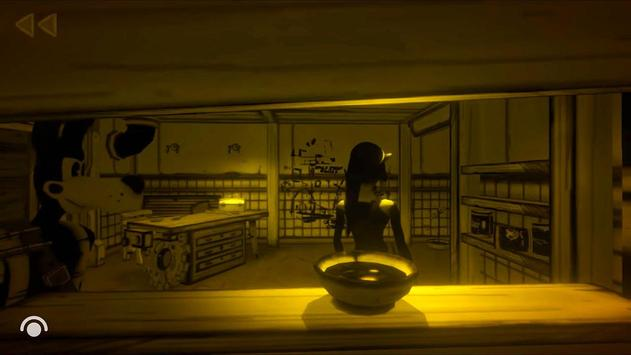Bendy and The Machine Of Ink ScreenShot3