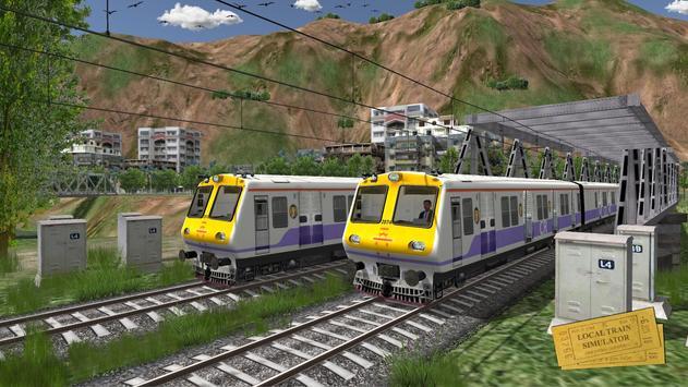 Indian Local Train Simulator ScreenShot3