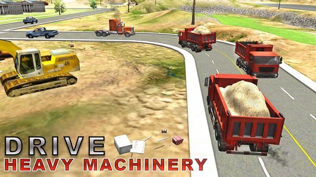 Heavy Excavator Simulator PRO ScreenShot3