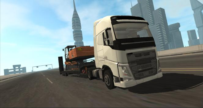 Truck Simulator : City ScreenShot3