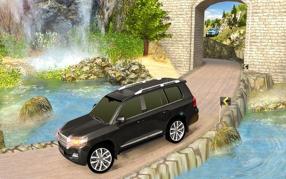 Real  Offroad Prado Driving Games: Mountain Climb ScreenShot3