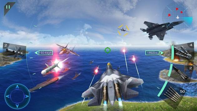 Sky Fighters 3D ScreenShot3