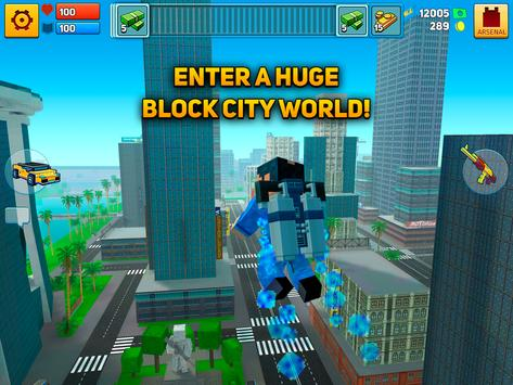 Block City Wars: Pixel Shooter with Battle Royale ScreenShot3