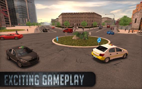 Taxi Sim 2016 ScreenShot3