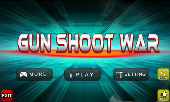 Gun Shoot War ScreenShot3