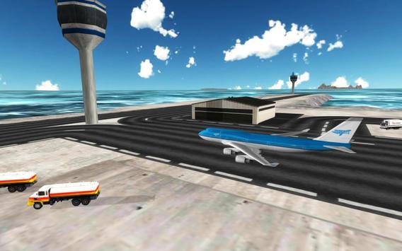 Flight Simulator: Fly Plane 3D ScreenShot3