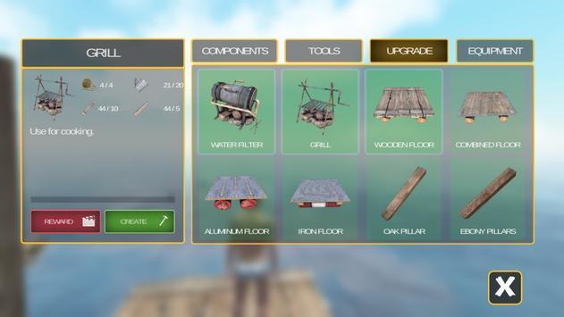 Raft Survival: Multiplayer ScreenShot3