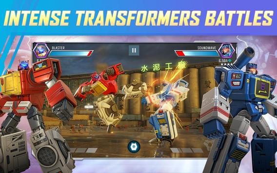 TRANSFORMERS: Forged to Fight ScreenShot3