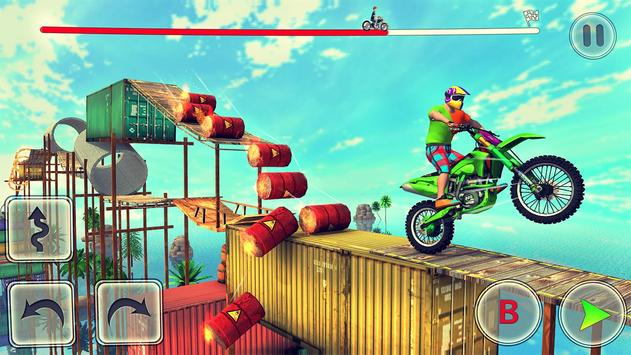 Bike Stunt Tricks Master  TN Games ScreenShot3