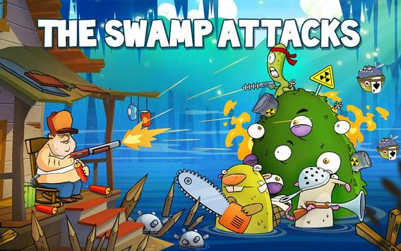 Swamp Attack ScreenShot3