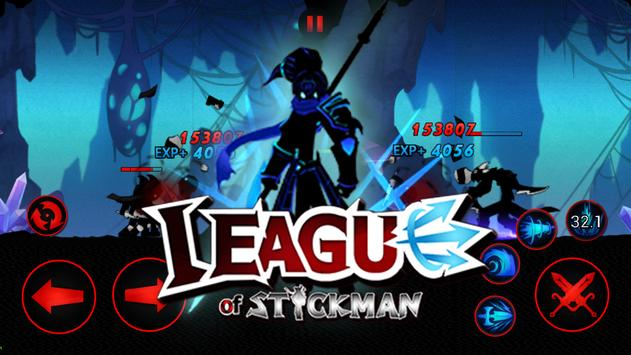 League of Stickman Free Shadow legends(Dreamsky) ScreenShot3
