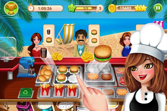Cooking Talent  Restaurant fever ScreenShot3