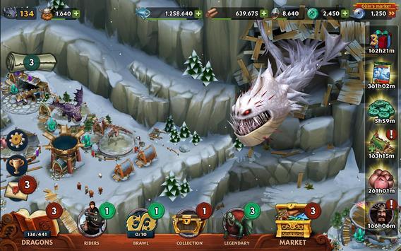 Dragons: Rise of Berk ScreenShot3