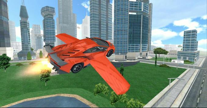 Flying Car 3D ScreenShot3