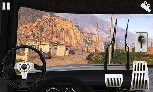 Offroad Army Truck ScreenShot3