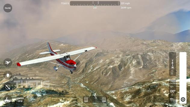 Flight Simulator 2018 FlyWings Free ScreenShot3