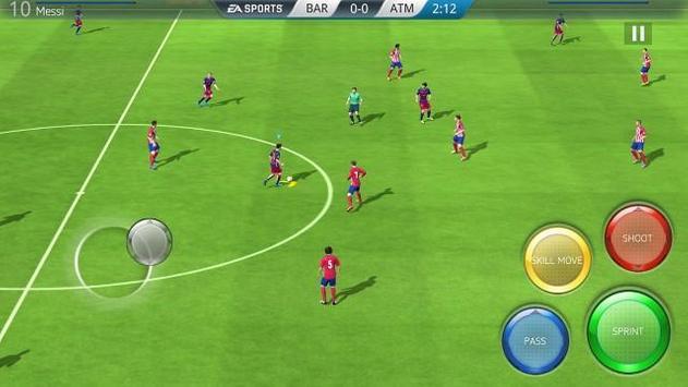 FIFA 16 Soccer ScreenShot3