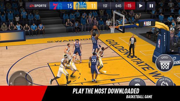 NBA LIVE Mobile Basketball ScreenShot3