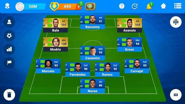 Online Soccer Manager (OSM) ScreenShot3