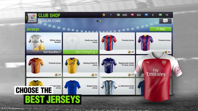 Top Eleven   Be a Soccer Manager ScreenShot3
