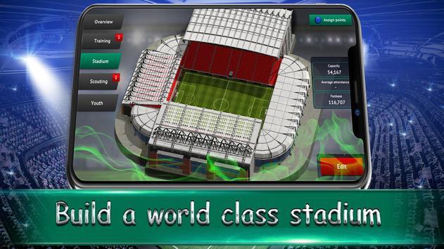 Soccer Manager 2019  SE ScreenShot3