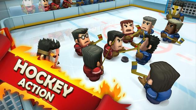 Ice Rage: Hockey Multiplayer Free ScreenShot3