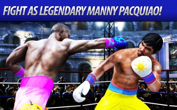 Real Boxing Manny Pacquiao ScreenShot3