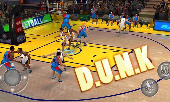 American Basketball Playoffs ScreenShot3