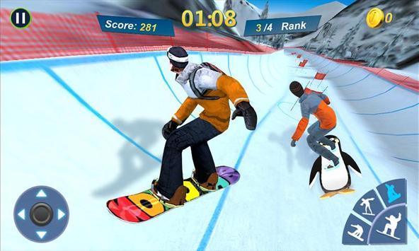 Snowboard Master 3D ScreenShot3