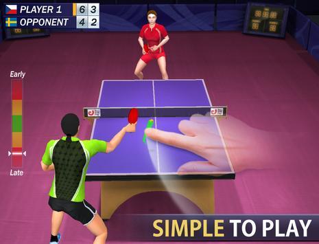 Table Tennis ScreenShot3