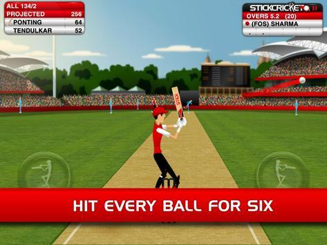 Stick Cricket ScreenShot3