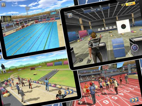 Athletics2: Summer Sports Free ScreenShot3