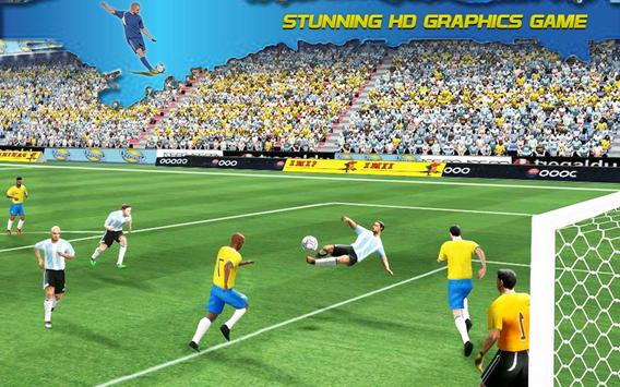 Play Football Game 2018  Soccer Game ScreenShot3