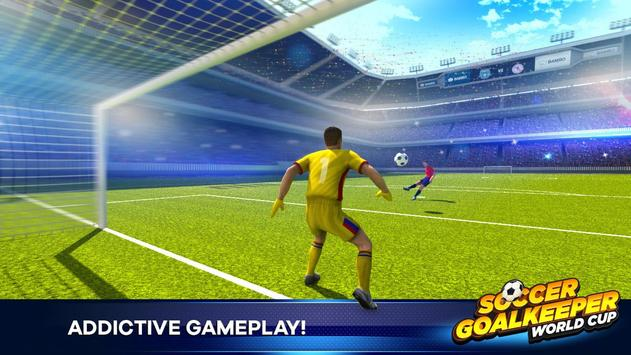 Soccer Goalkeeper ScreenShot3
