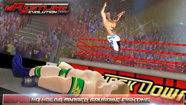 Wrestling Games  Revolution : Fighting Games ScreenShot3