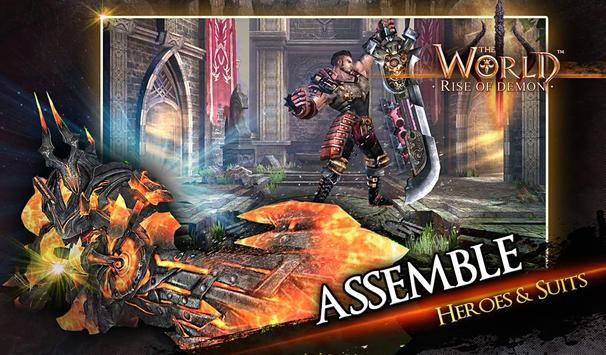 The World 3: Rise of Demon ScreenShot3